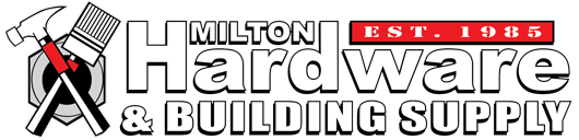 Milton Hardware & Building Supply, Logo