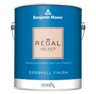 Regal® Select Premium Interior Eggshell Finish